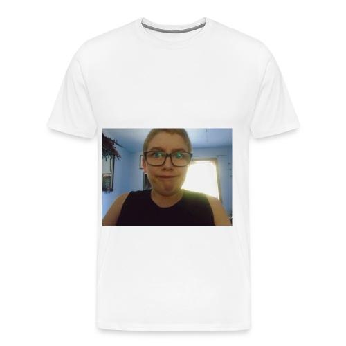 WHAT U SAY BOI - Men's Premium T-Shirt