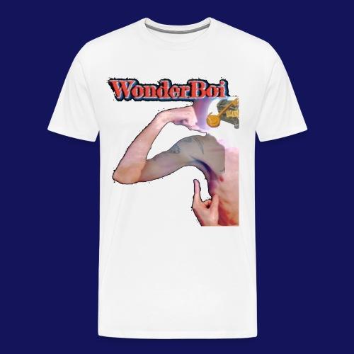 WonderBoi - Men's Premium T-Shirt