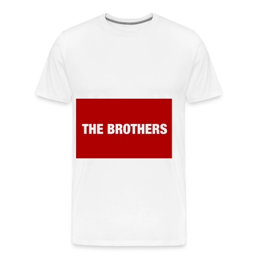 THE BROTHERS - Men's Premium T-Shirt