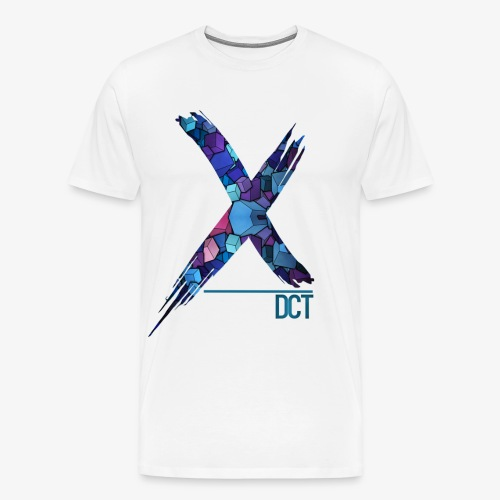 Official DCT X Design - Men's Premium T-Shirt