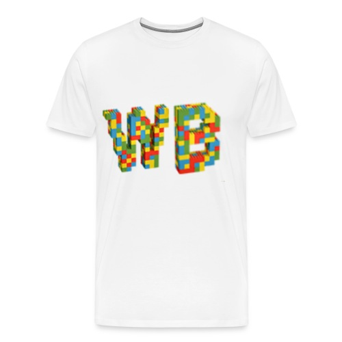 Widdle B - Men's Premium T-Shirt