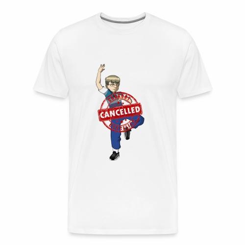 Cookout cancelled - Men's Premium T-Shirt