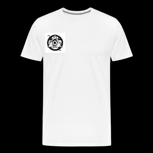Eye Of Life - Men's Premium T-Shirt