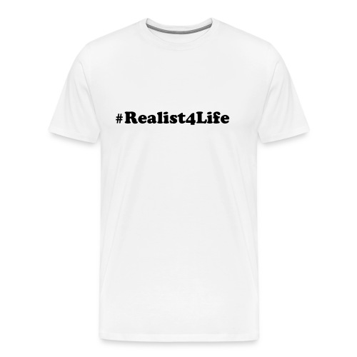 Realist - Men's Premium T-Shirt