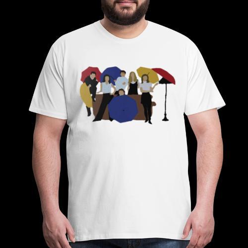 Love thy Friends - Men's Premium T-Shirt