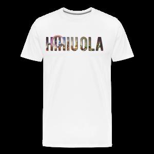 hihiu ola - Men's Premium T-Shirt