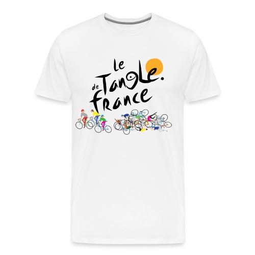 Le Tangle de France - Men's Premium T-Shirt