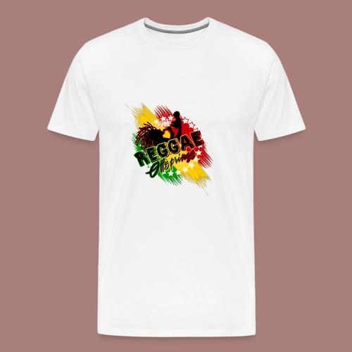 Reggae Offspring PNG - Men's Premium T-Shirt
