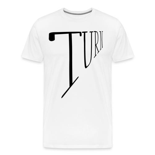 turn clothing co perspective - Men's Premium T-Shirt