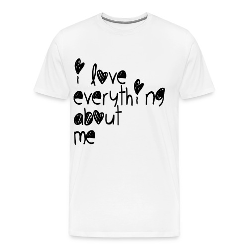 i love myself - Men's Premium T-Shirt