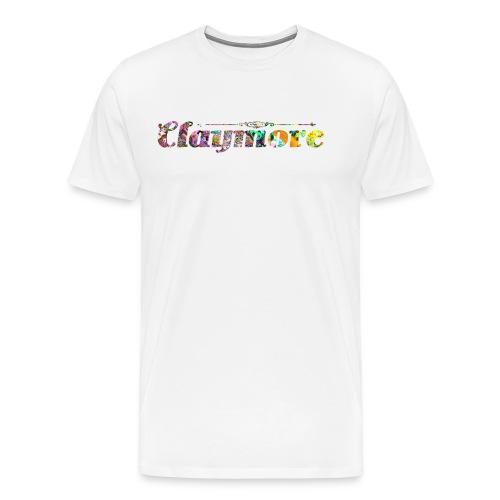 Claymore Attire [G1] - Men's Premium T-Shirt