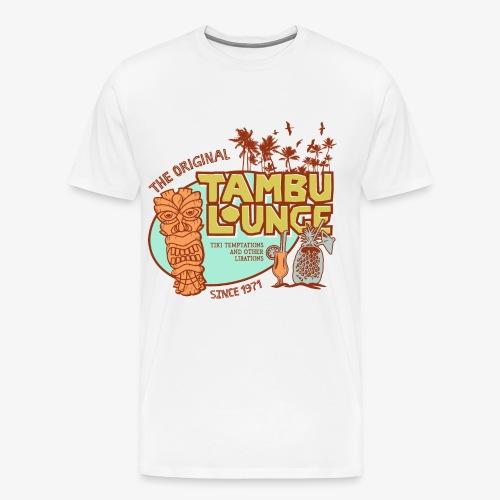 Tambu Retro - Men's Premium T-Shirt