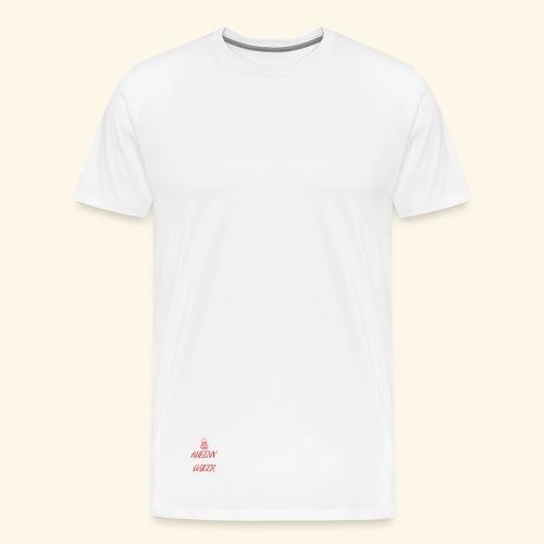 LogoMakr 5Qebns - Men's Premium T-Shirt