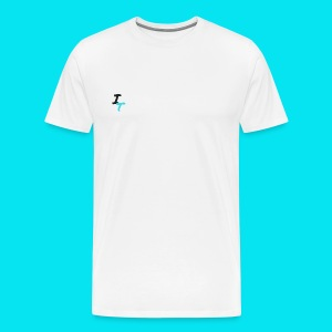 Issa Trashley Logo Design 1 - Men's Premium T-Shirt