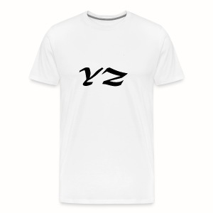 BLACK YZ - Men's Premium T-Shirt