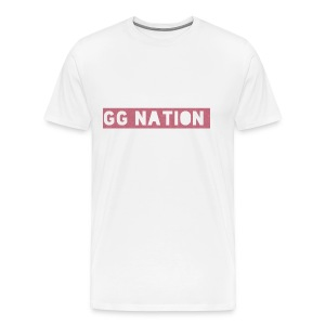 GG NATION MERCH - Men's Premium T-Shirt