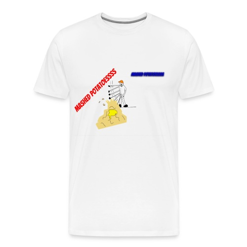 MASHEDDDD POTATOESSS - Men's Premium T-Shirt