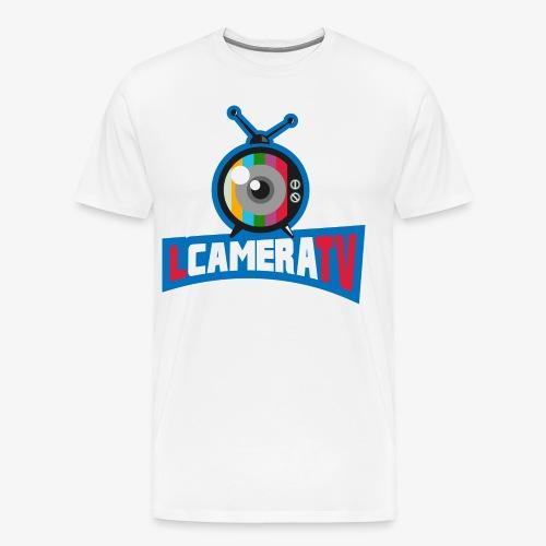 LCAMERATV - Men's Premium T-Shirt