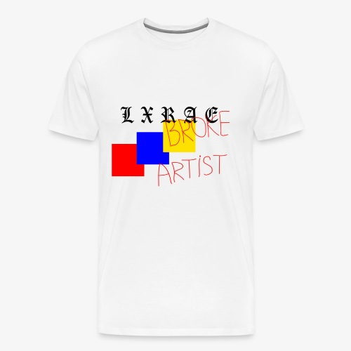 BROKE ARTIST - Men's Premium T-Shirt