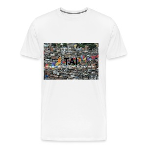 Still Thinking - Men's Premium T-Shirt