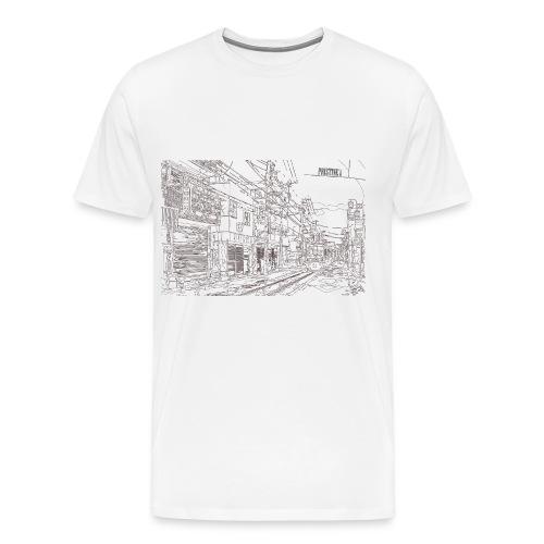 StreetLines - Men's Premium T-Shirt