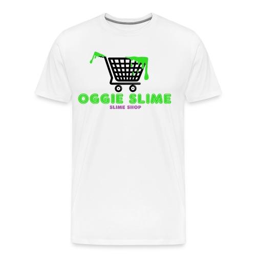 Oggie Slime (Slime Shop) Apparel - Men's Premium T-Shirt