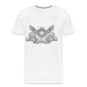 Black and white suigeneris - Men's Premium T-Shirt