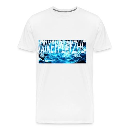 mikeyplayzhd - Men's Premium T-Shirt