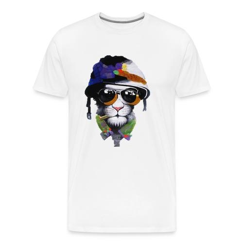 Cool cat  petcontest  cool cat - Men's Premium T-Shirt