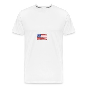 The American - Men's Premium T-Shirt