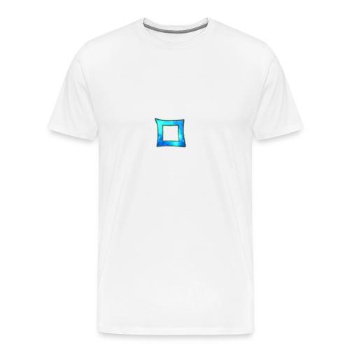 Quim Logo - Men's Premium T-Shirt