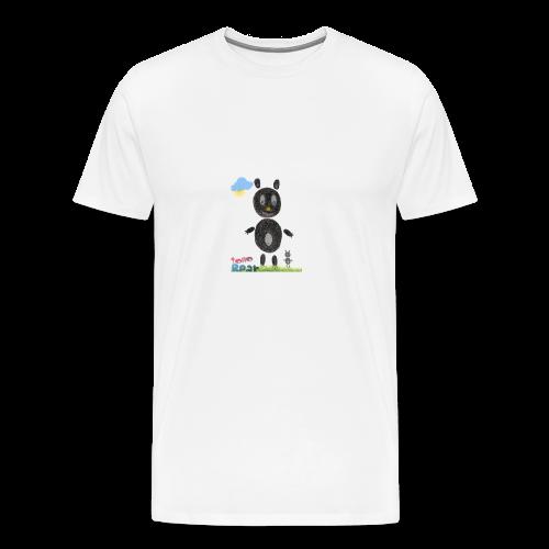 Tono bear - Men's Premium T-Shirt