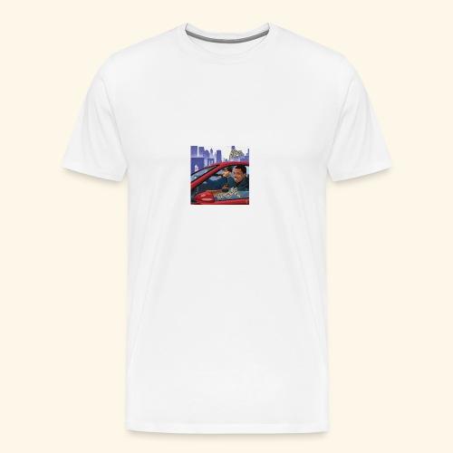 A Boogie Wit Da Hoodie Caroon - Men's Premium T-Shirt