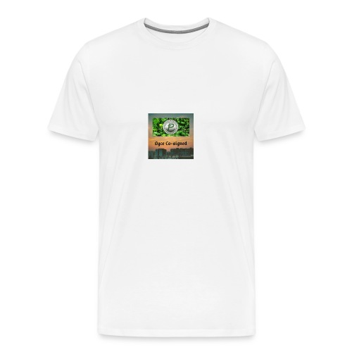 logo 32 - Men's Premium T-Shirt