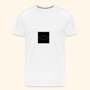 diamond themed - Men's Premium T-Shirt