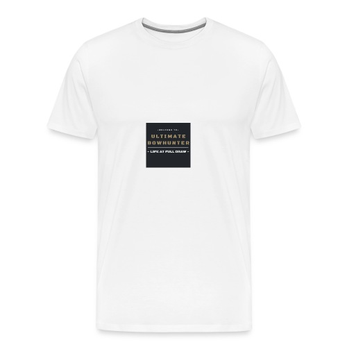 LIFE AT FULL DRAW - Men's Premium T-Shirt