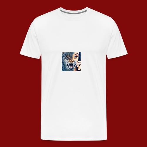 Beast & Beauty - Men's Premium T-Shirt