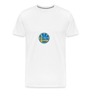 Golden State Warriors - Men's Premium T-Shirt