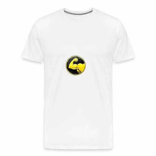 StrongHands - Men's Premium T-Shirt