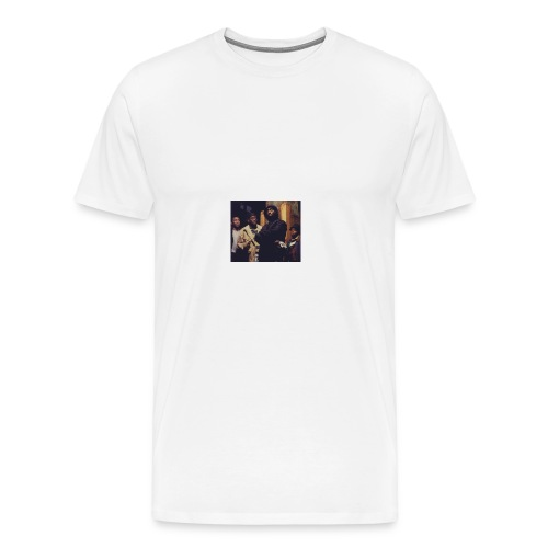 Sanaa Monae exclusive Juice Collection - Men's Premium T-Shirt