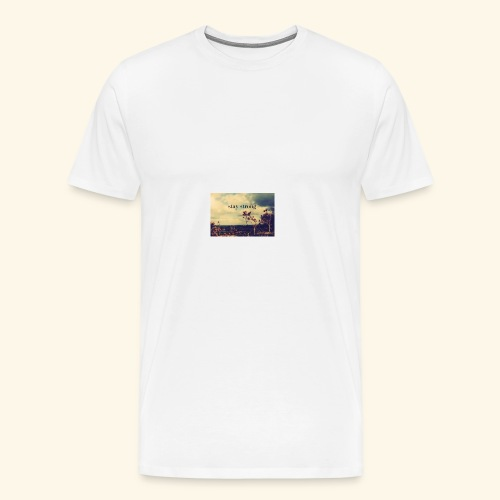 stay strong calforina - Men's Premium T-Shirt