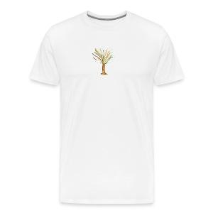 Tree Of Imagination - Men's Premium T-Shirt