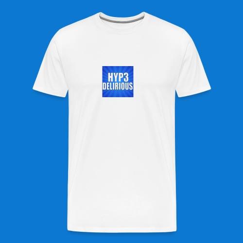 HYP3Delirious Logo - Men's Premium T-Shirt