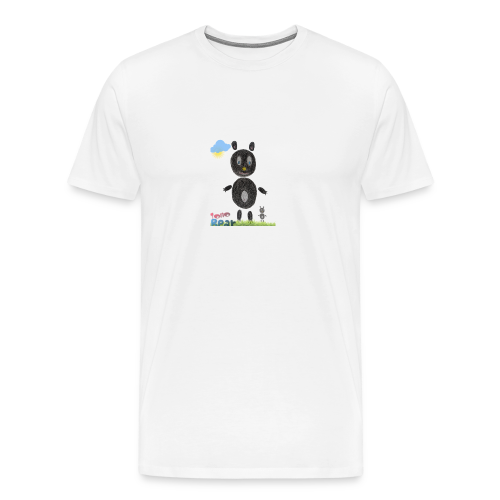 Tono bear - Men's Premium T-Shirt