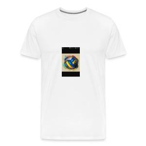 I won't won't stop til I want to stop - Men's Premium T-Shirt