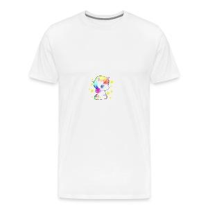 Cute UInicorn - Men's Premium T-Shirt