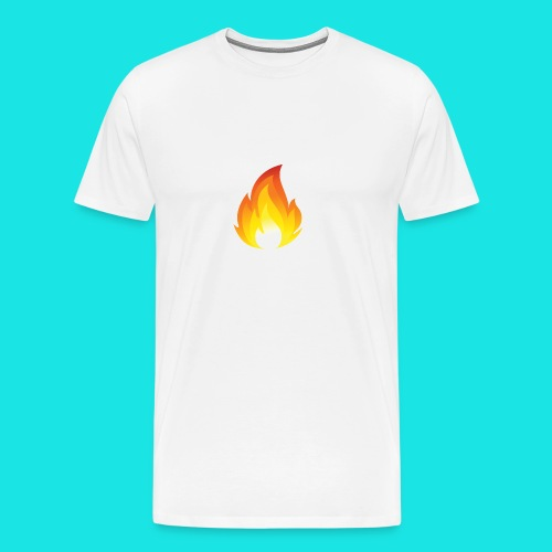 Heated Podcast - Men's Premium T-Shirt