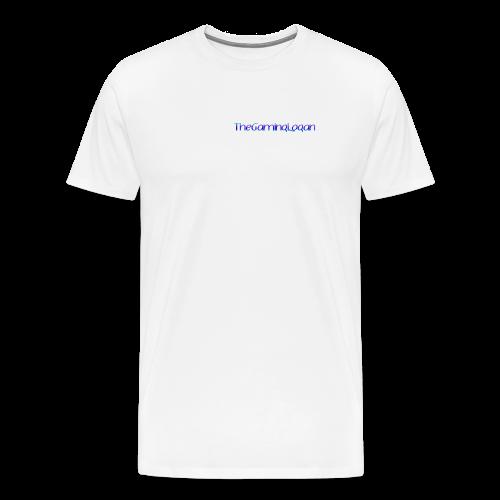 TheGamingLogan - Men's Premium T-Shirt