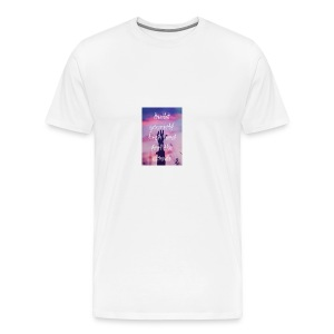 build yourself - Men's Premium T-Shirt