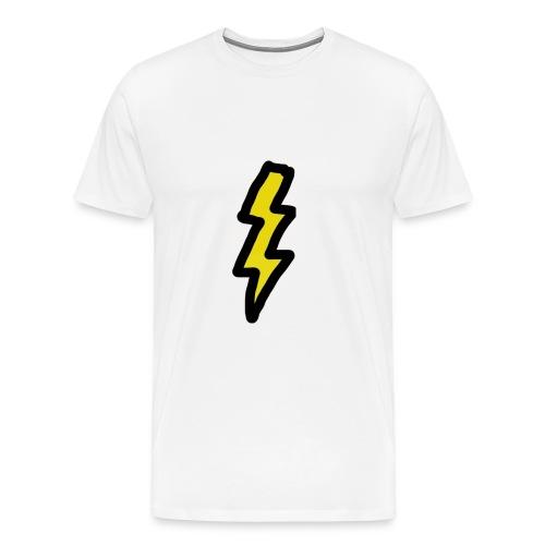 fab lightning - Men's Premium T-Shirt